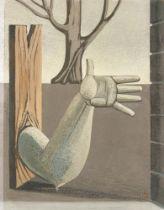 """Gottfried Brockmann. """"Die Geste"""". 1928"""