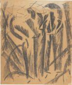 """Franz Wilhelm Seiwert. """"Drei Figuren (,Wir Drei')"""". Um 1919"""