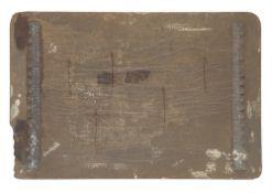 Joseph Beuys. Eurasienstäbe. 1974