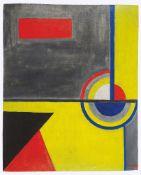 "Hannah Höch. ""Geometrische Komposition"" (""Composition""). 1922"