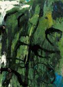 "Emil Schumacher. ""Scala III"". 1991"