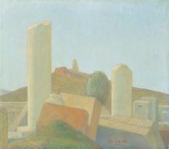 Bô Yin Râ. Die Ruinen auf Kos (Griechenland). 1913