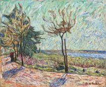 Theo von Brockhusen. An der Havel. Um 1910/14
