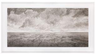 "Hans Op de Beeck. ""LANDSCAPE (GRASSLAND)"". 2010"