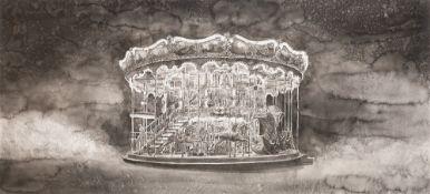 """Hans Op de Beeck. """"Merry-go-round (large)"""". 2013"""