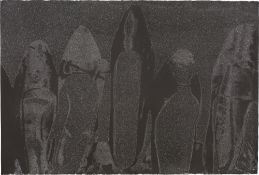 """Andy Warhol. """"Shoes"""". 1980"""