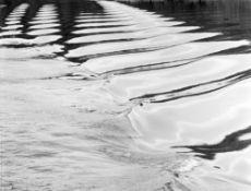 Siegfried Lauterwasser. Waves. 1967
