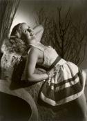 """Annemarie Heinrich. """"Eva Duarte"""" [Evita Perón as a model]. 1938"""