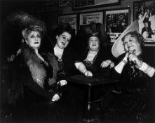 "Erika Stone. ""Bowery Beauties"" [The Bar Sammy's Bowery Follies, New York]. 1947"
