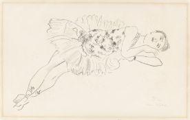 """Henri Matisse. From: """"Dix danseuses"""". 1925/26"""