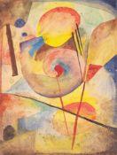 Fritz Stuckenberg. Untitled. Circa 1920