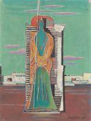 """Cesar Klein. """"Athene"""". 1945"""