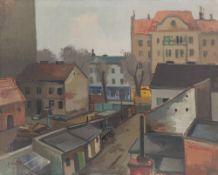 Ernst Schumacher. Blick aus dem Fenster. 1936