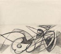 Ernst Wilhelm Nay. Untitled. 1949