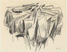 """Fritz Koenig. """"Mischwesen"""". 1964"""