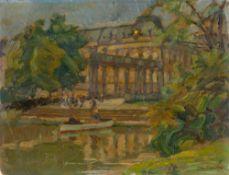 Otto Antoine. City Palace in Potsdam.