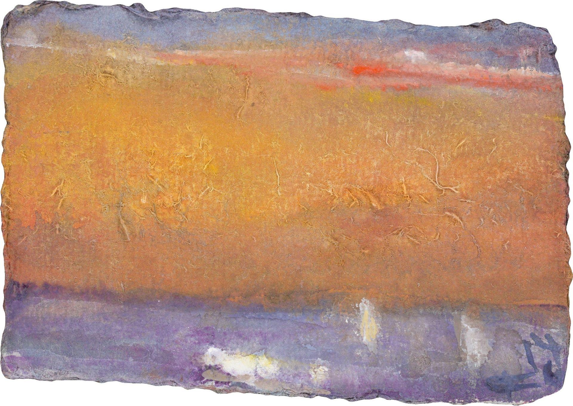 Klaus Fußmann. Seascape / La Cadieve. 2014 - Image 3 of 4