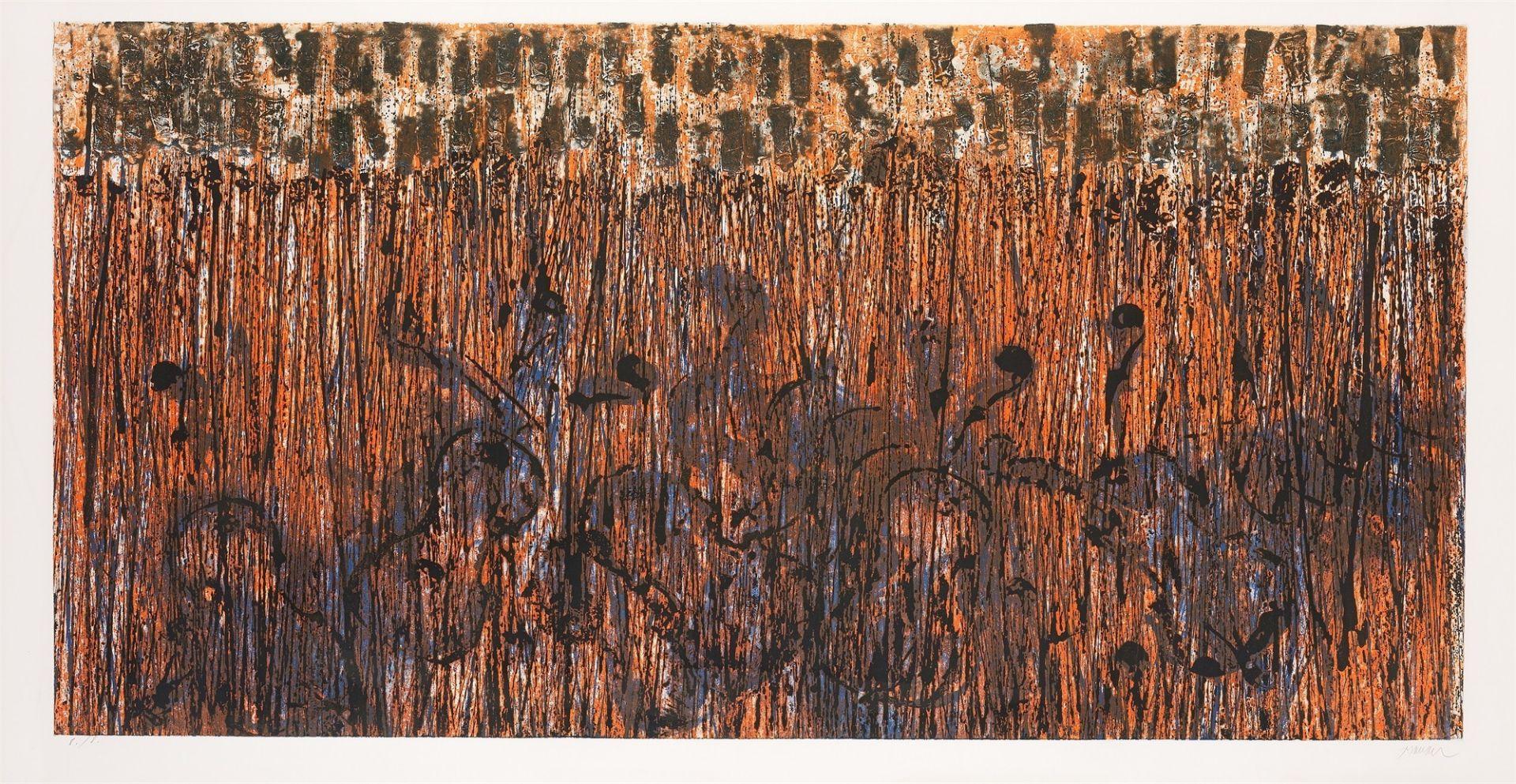 Arman. Untitled. 1990