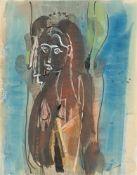 """Cesar Klein. """"Junges Mädchen"""". Circa 1945"""