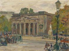 Otto Antoine. Neue Wache, Berlin (Ehrenmal). 1937/38