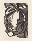"""Otto Freundlich. From: """"Die Zeichen"""". 1919"""