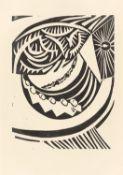"""Otto Freundlich. """"Komposition"""". 1921"""