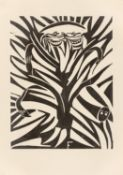 """Otto Freundlich. """"Vegetative Komposition"""". Circa 1919/20"""
