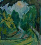 Franz M. Jansen. Untitled. Circa 1913/14