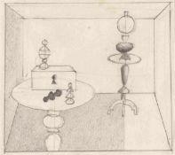 "Gottfried Brockmann. ""Schachkästchen"". 1929"