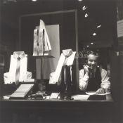 Vivian Maier (i.e.Vivian Dorothy Maier). In the Shop Window. 1952/60