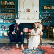 """Delphine Balley. """"Mes parents dans le Grand Salon"""", from the series """"L'Album de famille - Pré…. 2002"""