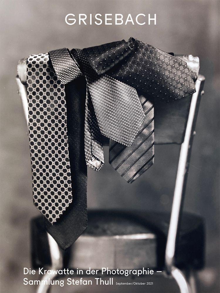 Die Krawatte in der Photographie – Sammlung Stefan Thull,17.9.-3.10.2021