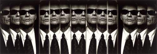 "Albert Watson. ""Jack Nicholson. New York City"". 1998"
