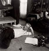 Willy Maywald. Jacques Fath - Dessine des Cravates. 1953