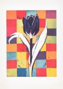 Elvira Bach. Tulip. 1997