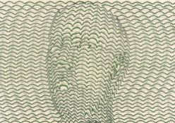 "Thomas Bayrle. ""Bügelmann"". 1970"