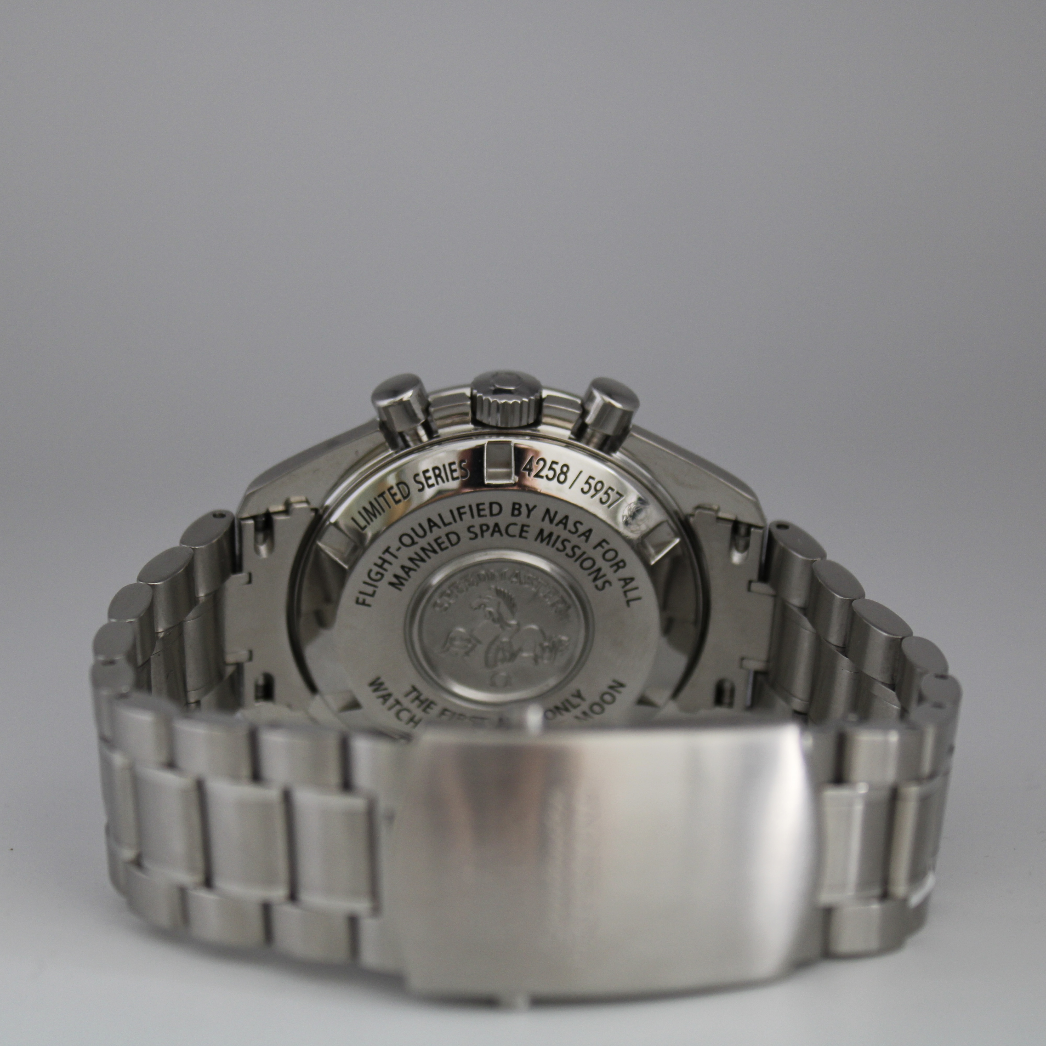 Omega Speedmaster Limted Series The First And Only Watch ref 311.30.42.30.01.001 - Image 5 of 5