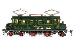 Märklin 2-B-1 E-Lok CS 66/12920, S 0, elektr., grün, mit 2 el. bel. Stirnlampen, LS tw ausgeb., 1