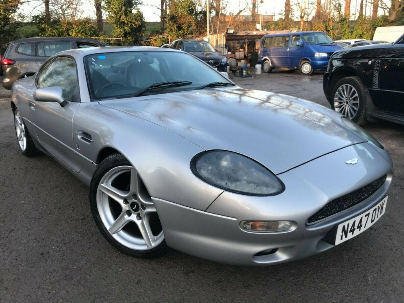 Apple Iphones, Ipads, various PPE and Cars including an Aston Martin DB7