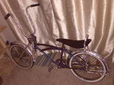 Swarovski Crystal Lowrider Bike