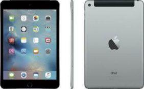 Lot of 2 x Apple Ipad Mini 2 16gb Wifi Grade B. Generic box and lightning cable