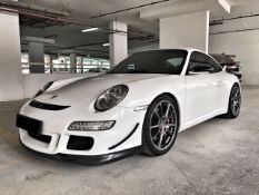 2008 PORSCHE 997 GT3 With Full RS Spec Upgrade