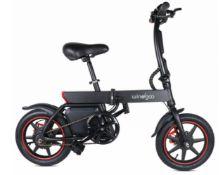 Brand New Windgoo B20 Lightweight Folding E-Bike RRP £399