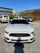 2016 Ford Mustang GT 5.0 V8 automatic - 40,000km