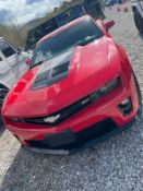 2014 CHEVROLET CAMARO ZL1 6.2 SUPERCHARGED 850 BHP 850 FT LBS TORQUE, 10 SPEED AUTO PADDLE SHIFT