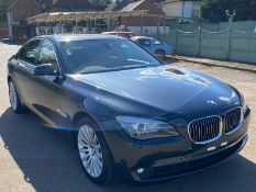2010 60 Reg BMW 740i - Only 24k miles - Immaculate inside and out. 1 Owner