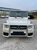 2011 Mercedes G55 With Full G63 Kit