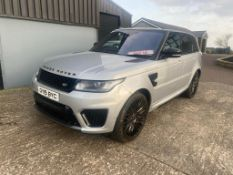 2015 Range Rover Sport SVR - Low Mileage - Immaculate