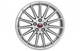BRAND NEW set of 4 Jaguar F-Pace 18 inch Alloy Wheels. 15 Spoke