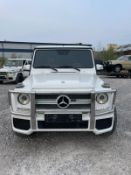 2002 - Mercedes G500 64,000 miles with full Mercedes G63 styling packages